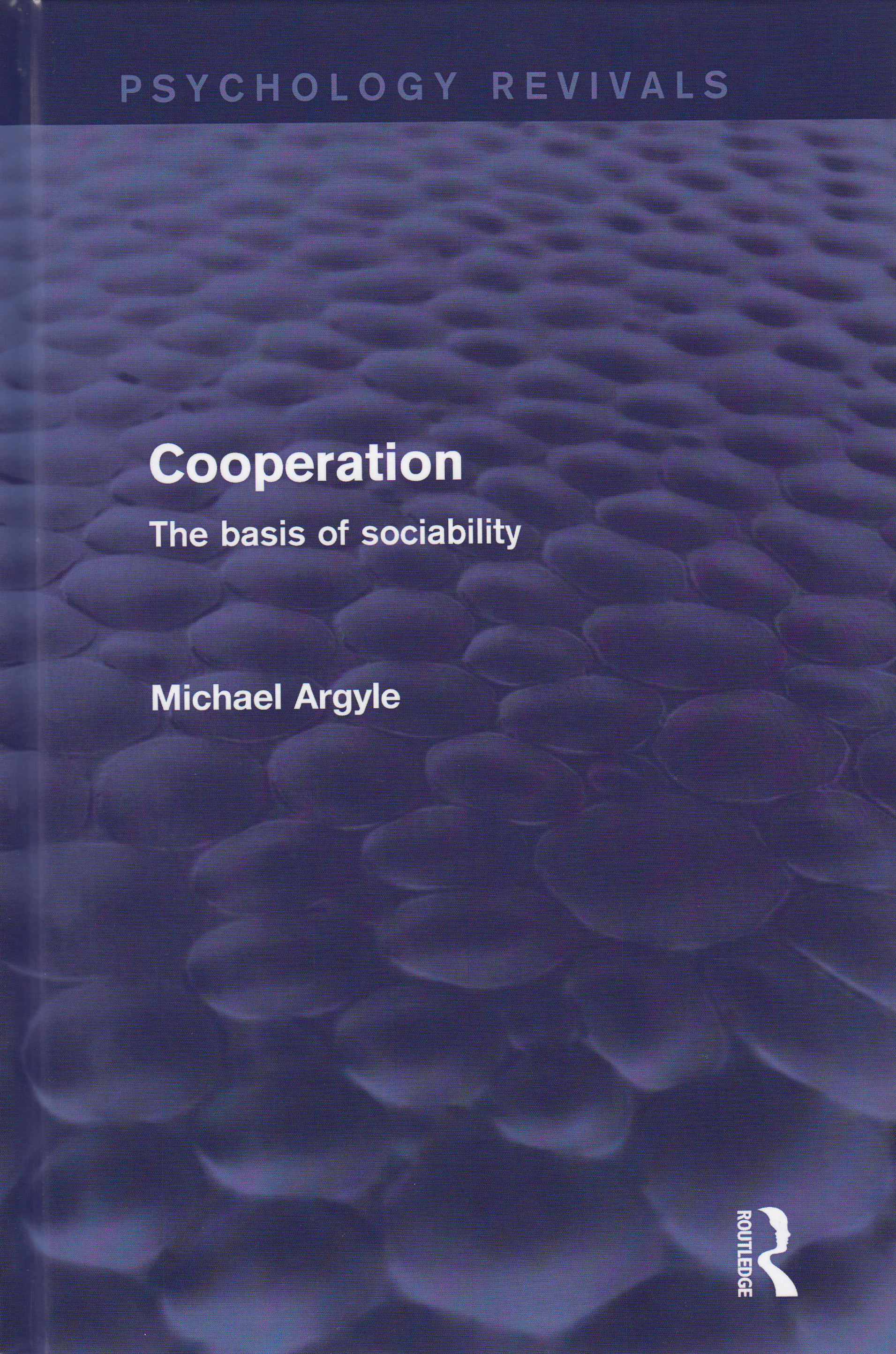 Cooperation, the basis of sociability